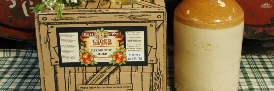 Bag in Box Cider - from £17.50